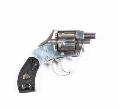 Vest Pocket - Self Cocker Five Shot Revolver