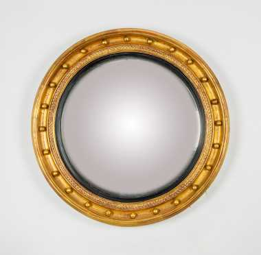Girondale Style Gold Mirror