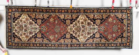Semi Antique Northwest Persian Runner Oriental Rug