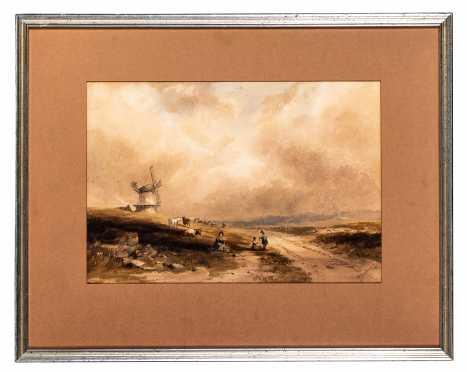 John Wilson Carmichael, UK/US (1800-1868)