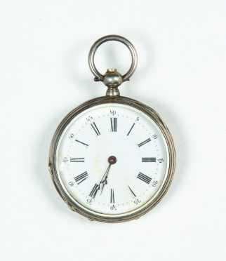 Vacheron, Geneve Silver Pocket Watch