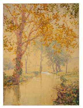 Walter Launt Palmer, NH (1854-1932)