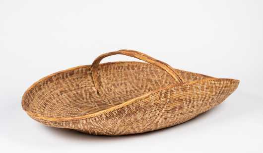 Solomon Islands Large Buka Basket