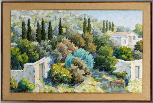 Ionnis (John) Konidaris, Greece, (Born 1931)