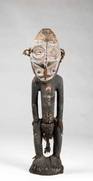 Large Sepik Ancestor Figure, Papua New Guinea