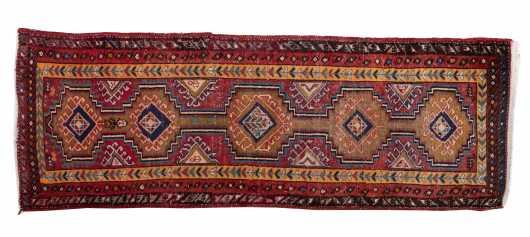 Oriental Rug Runner - Geometric Designs