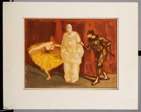 After Henri- Gabriel Ibels (1867-1936), French