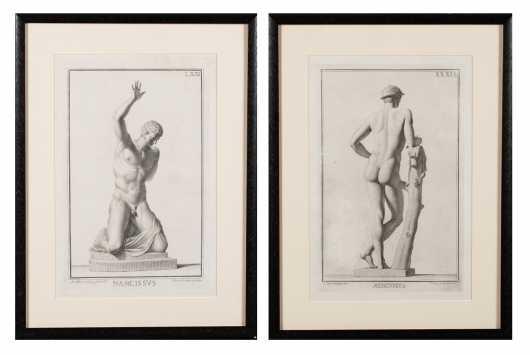 After Giovanni Domenico Campiglia, Florence (1719-1959)