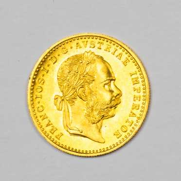Austria 1 Ducat Gold