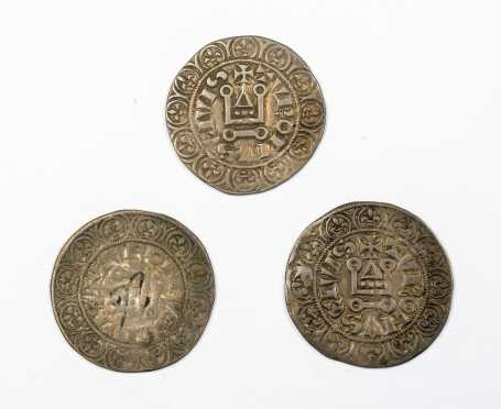 Three French Coins