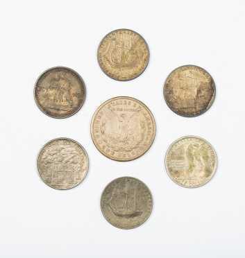Seven Commemoratives