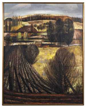 Noe Canjura, France, El Salvador (1922-1970)