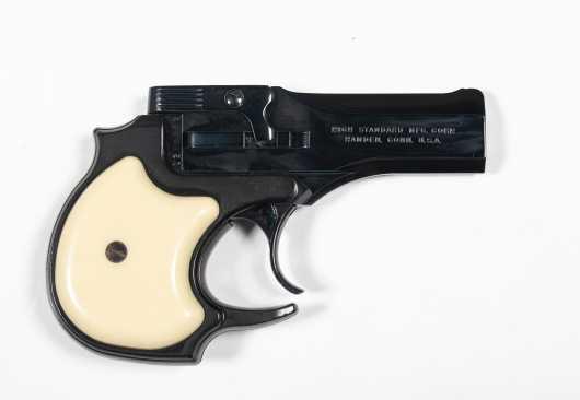 High Standard Model S-100 .22 Caliber Two Shot Derringer