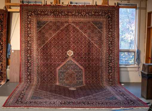 Large Pakistani/ Kazvin Oriental Rug