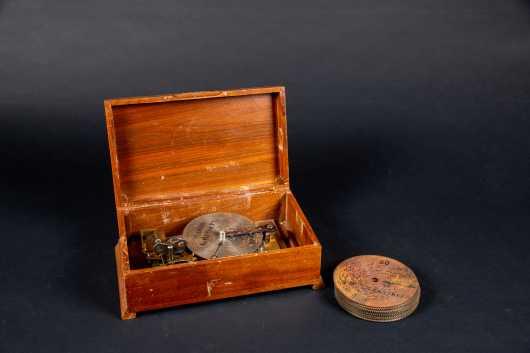 """Music Box """"Made in Switzerland"""""""