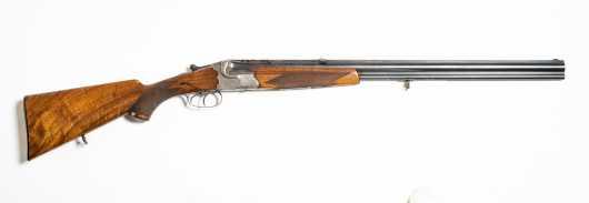 High Grade Combination Gun By L. Frauenstorfer of Mannheim
