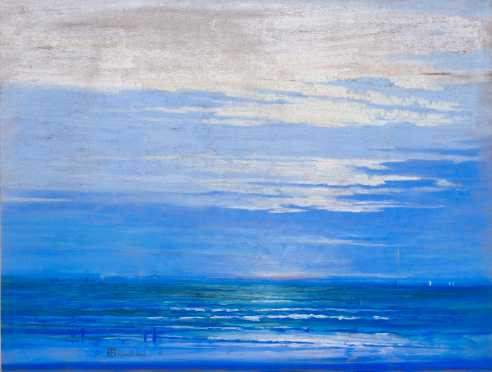 Leon Dabo, NY/ France (1864-1960)