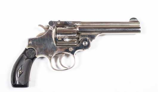 Smith & Wesson .38 Caliber Double Action Perfected Model Revolver