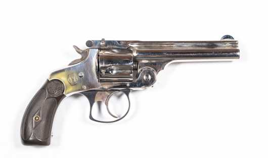 Smith & Wesson .38 Caliber Double Action 5th Model Revolver