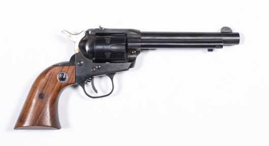Early 1960 Manufacture .22 Caliber Ruger Single Six Revolver