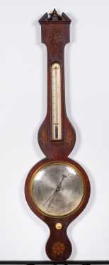 "English Mercury Barometer by ""Jones, London"""