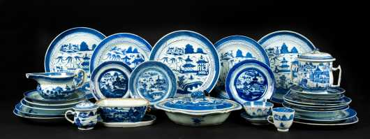 Lot of Miscellaneous Canton China
