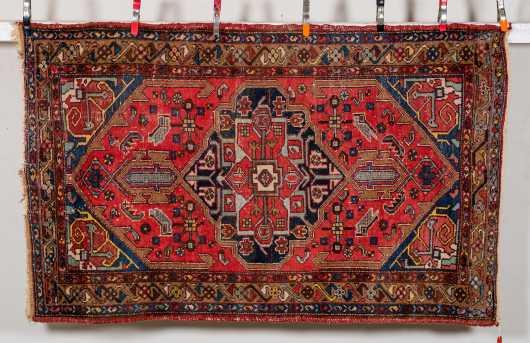 Hamadan Oriental Scatter Rug