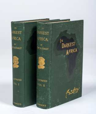 Henry M. Stanley, In Darkest Africa