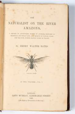 Henry Walter Bates, The Naturalist on the River Amazons