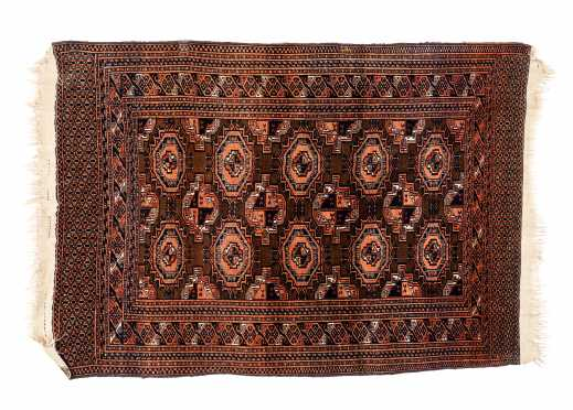 Bokhara Oriental Scatter Rug