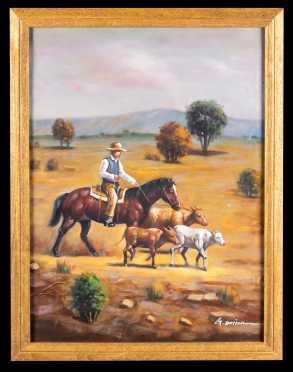 G. Dorian, Southwest USA, (20th/21stC)