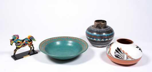 American Southwestern Pottery Lot