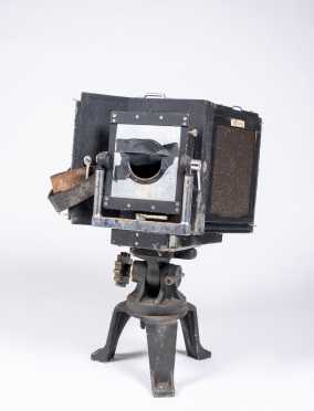 Hafela's Tri-Shot Color Separation 5x7 Camera