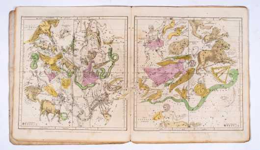 Elijah H. Burritt, The Geography of the Heavens
