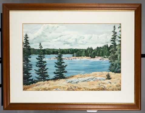 Eliot Pearson Beveridge, Maine (1908-1982)
