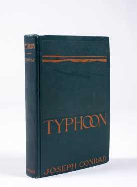 Joseph Conrad, Typhoon
