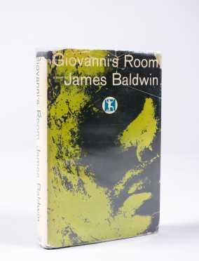 "James Baldwin, ""Giovanni's Room"""