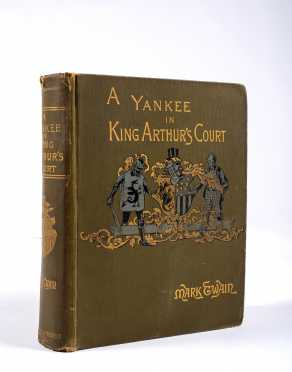 "Mark Twain, ""A Connecticut Yankee in King Arthur's Court"""