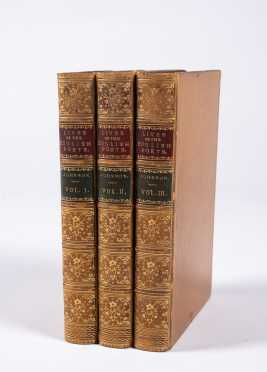 Samuel Johnson, The Lives of the Most Eminent English Poets with Critical Observations on Their Works