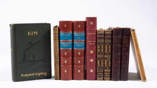 Misc. Literature, Six titles