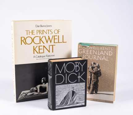 Three Rockwell Kent Books, Rockwell's Greenland Journal
