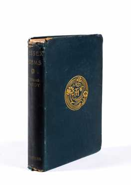 """Thomas Hardy, """"Wessex Poems and Other Verses"""""""
