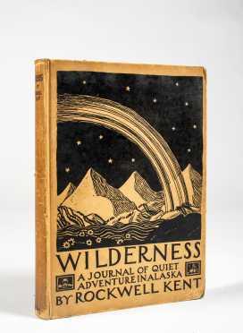 Rockwell Kent, Wilderness: A Journal of Quiet Adventure in Alaska