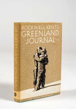 Rockwell Kent's Greenland Journal, Signed and Inscribed