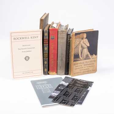 Rockwell Kent, Four Books Plus Extras