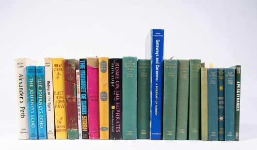 Freya Stark, Twenty-Two Volumes