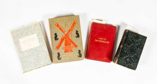 Four Books on France and Switzerland