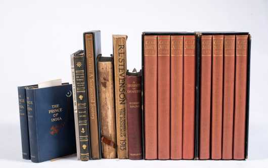 Eight Volumes of Miscellaneous Literature
