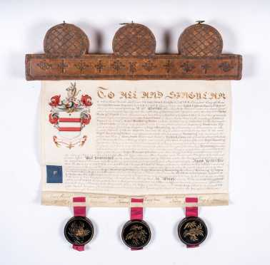 1809 Grant of Arms