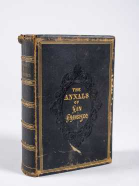 Frank Soule, John H. Gihon, and James Nisbet, The Annals of San Francisco